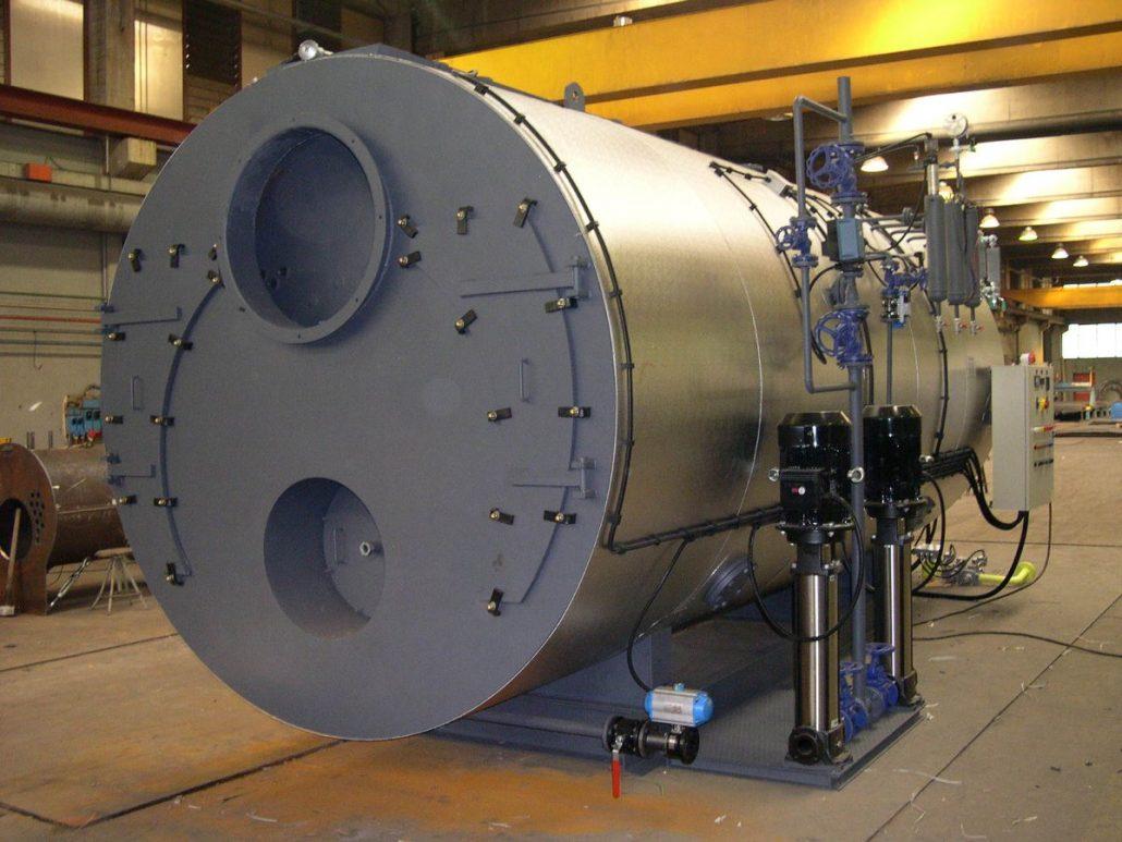 Паровые генераторы для промышленных объектов