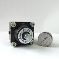 Регулятор давления воздуха с фильтром и манометром SPIRAX SARСO FR-20 (аналог MBC2M)