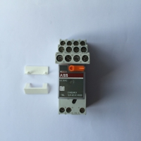 Реле с колодкой 24В ABB CR-M024AC4