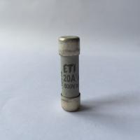 Предохранитель плавкий (Ferraz Shawmut - Франция) 20А 500B 10х38мм